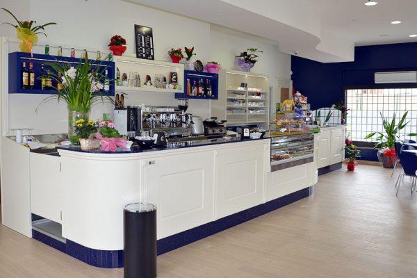 Blu Bar - Bozzi Arredi