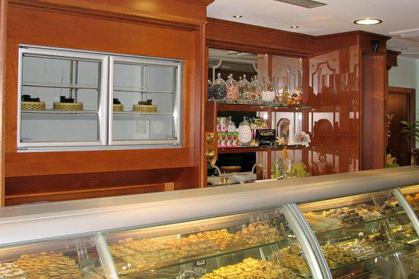 Pasticceria Amadio - Bozzi Arredi