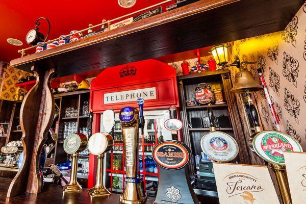 London Pub - Bozzi Arredi