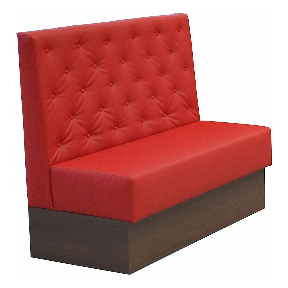 bozzi sedie panca retro singola